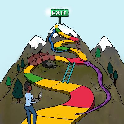 From Idea to Exit - A Startup Fundraising Journey