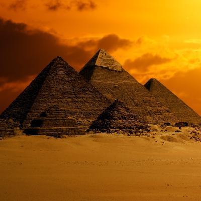 107: Pyramids