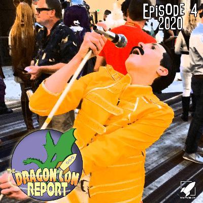 The 2020 Dragon Con Report Episode 4