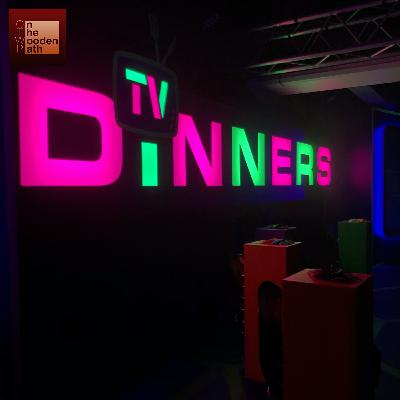 S03E16 - TV DINNERS (2019) by Gingerline - GLTV Studios - London