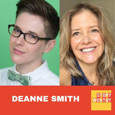 650 - Getting Kicked Out of the House by the Mexican Federales with Comedian DeAnne Smith
