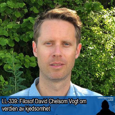 LL-339: David Chelsom Vogt om verdien av kjedsomhet i skolen