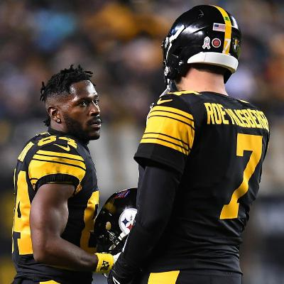 ANTONIO BROWN RETURNING TO THE STEELERS + MIKE TOMLIN CALLS OUT ESPN