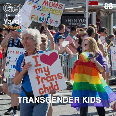 Transgender Kids #SaveJames