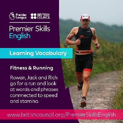 Learning Vocabulary - Fitness and running