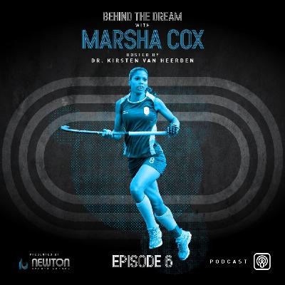 Episode #6: South African hockey legend Marsha Cox talks about her love for the game & instilling hope in others