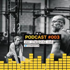 Podcast #003 : 13 conseils pour éviter de se blesser au CrossFit