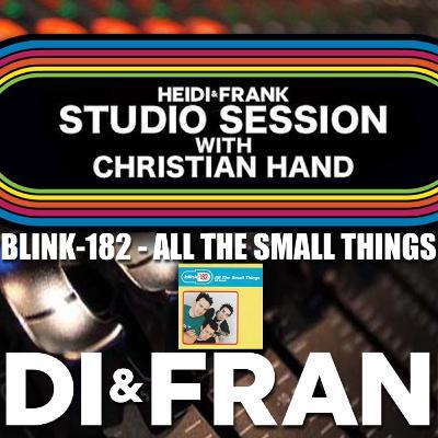 HF Studio Session With Christian James Hand 06/28/21