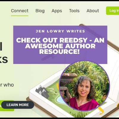 Check out Reedsy - A Great Author Resource Site with TONS of Author Support and Writing Help!