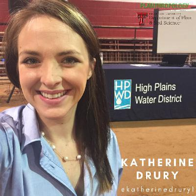 7. Aquifers, Gardening, and Making Sure There's Jam w/ Katherine Drury