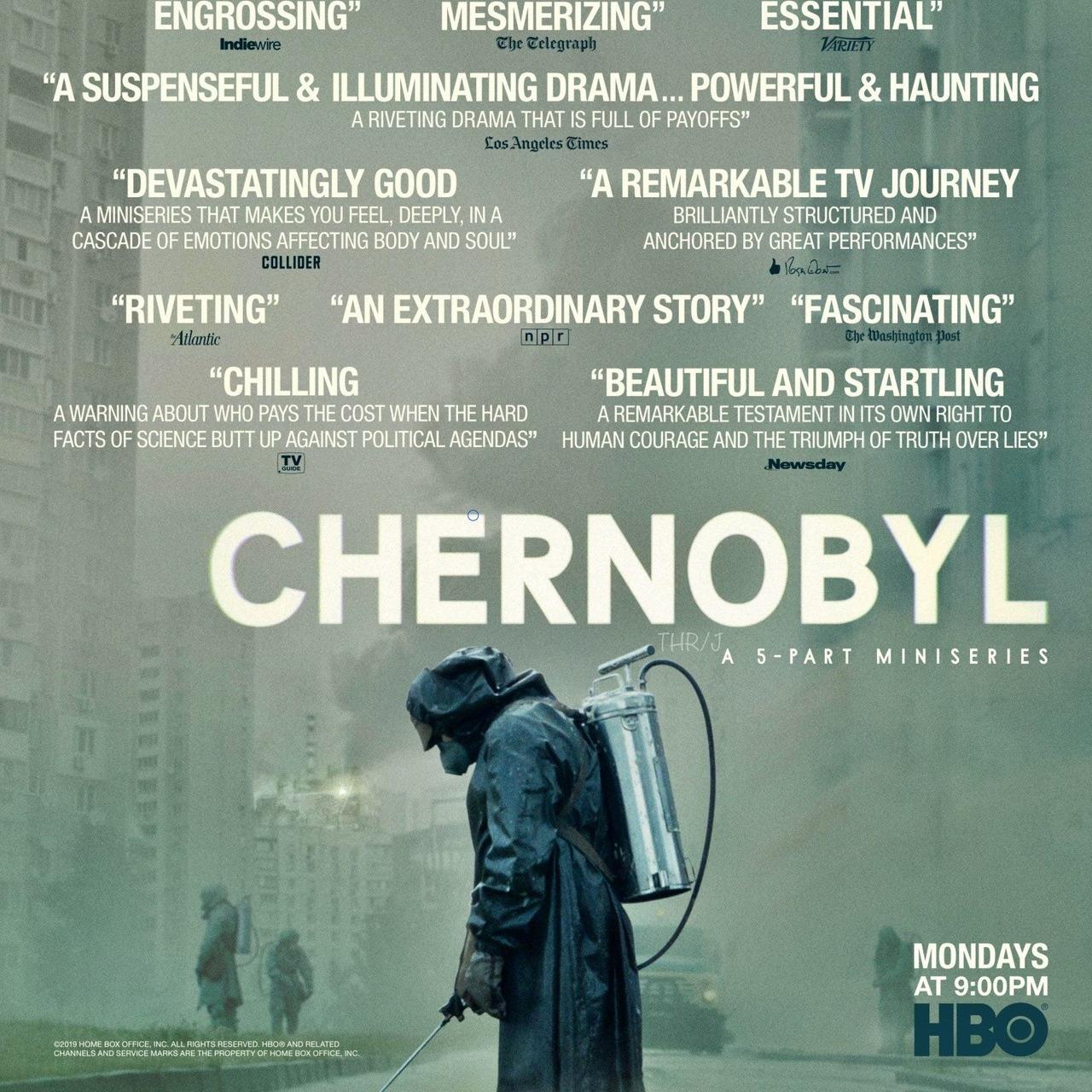 Chernobyl نقد و بررسی مینی سریال