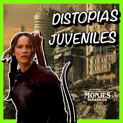 134. Películas de Distopias Juveniles.