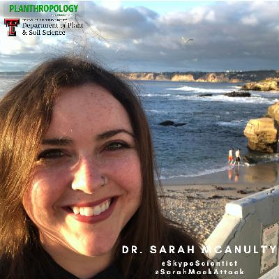 15. Skype a Scientist, Petty Cephalopods, and Too Many Apples w/ Dr. Sarah McAnulty