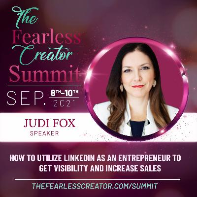 Your Leadership Voice and Strategy for LinkedIn with Judi Fox