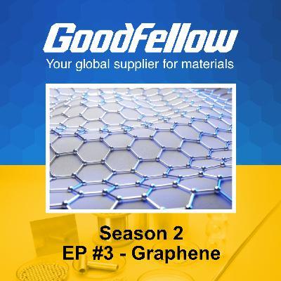 Graphene - Materials Inside Podcast - Season 2 EP# 3