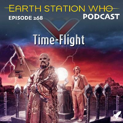 Earth  Station Who - Time-Flight