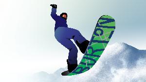 Burton Snowboards: Jake Carpenter