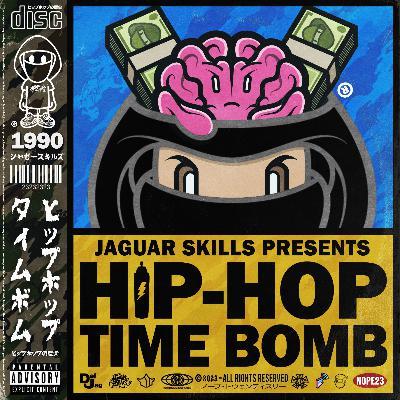 Jaguar Skills Hip-Hop Time Bomb : 1990