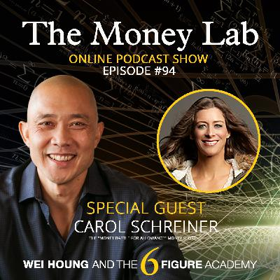 "Episode #94 - The ""Money Battle for Allowance"" Money Story with guest Carol Schreiner"