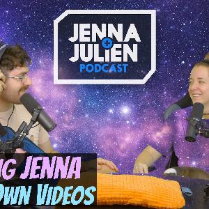 Podcast #246 - Quizzing Jenna On Her Own Videos