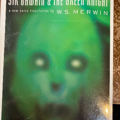 CINEMA SPECIAL Sir Gawain & the Green Knight (with Rachael Jones)