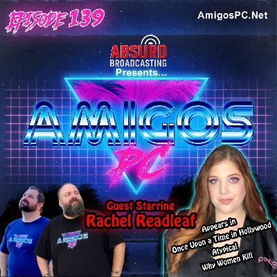 139. Rachel Redleaf | Why woman kill | Atypical
