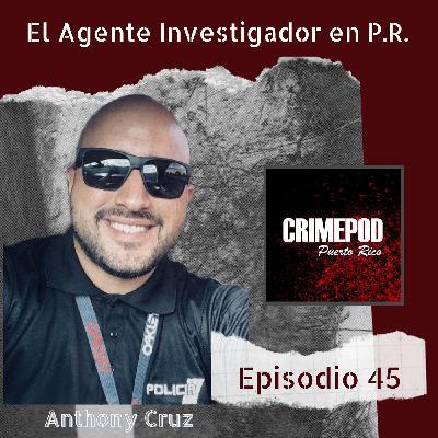 El Agente Investigador en Puerto Rico
