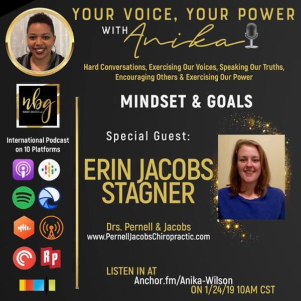 Chiropractic, Health and Special Needs with Erin Jacobs-Stagner