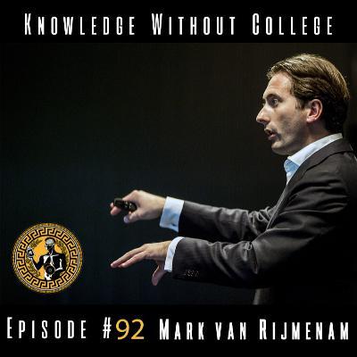 KWC #092 Dr. Mark van Rijmenam