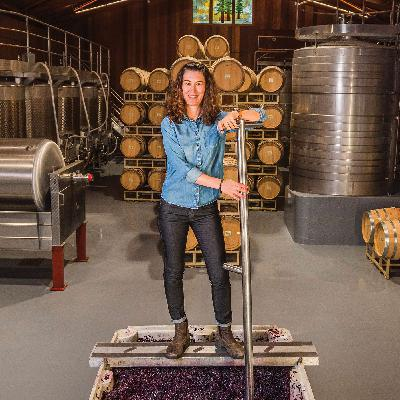 Molly Hill Explains Why Napa Valley Is A Special Place For Wine - #011