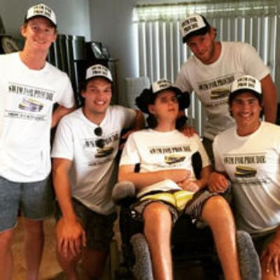 Win A Fishing Trip With JEREMY McGOVERN And Two Other Eagles And FIVE Of Your Mates - For The Proudie Foundation