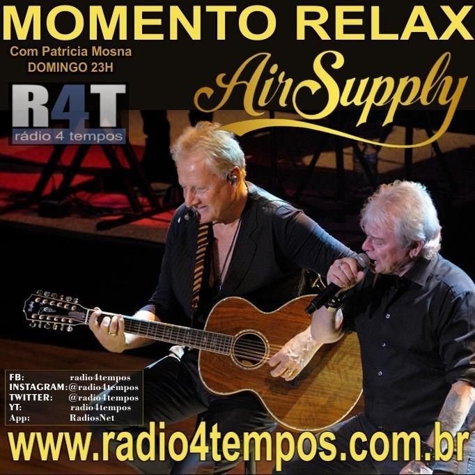 Rádio 4 Tempos - Momento Relax - Air Supplay:Rádio 4 Tempos