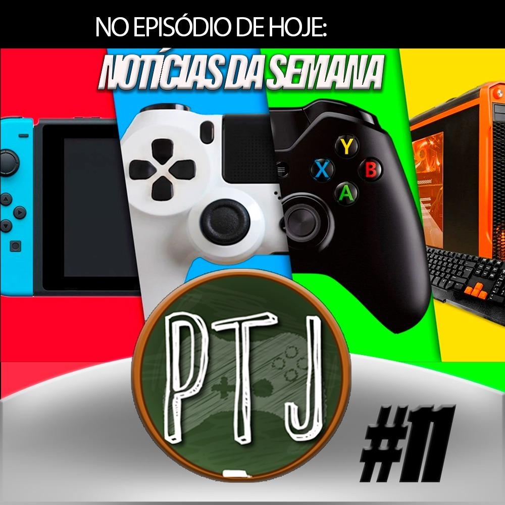 EPISÓDIO 11 - NOTÍCIAS DA SEMANA #2 (AMD ROUBADA / DOOM ETERNAL SUPREMO / JOGO DE TERROR PARA PS5 / GTA 6)