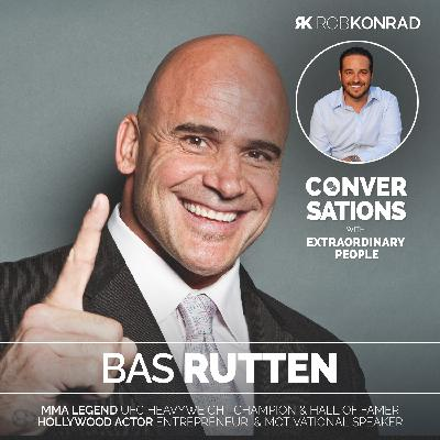 004. Sick and Bullied Child Turned Fighting Legend and Hollywood Star: Bas Rutten