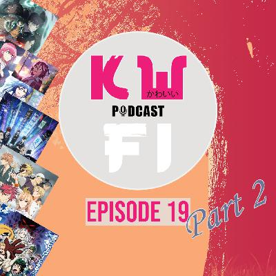 Episode 19 - Autumn Anime Part 2: Returning Shows, OVA's and Movies