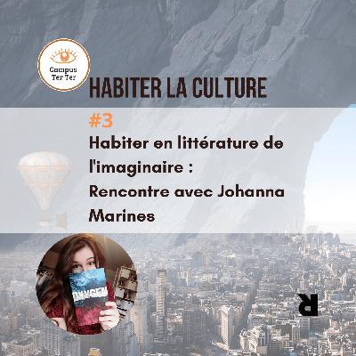 CAMPUS TER TER #3 - Habiter en littérature de l'imaginaire