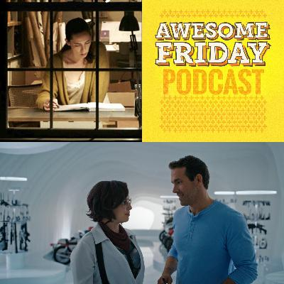 Episode 6: Awesome Friday Movie Podcast: Free Guy & The Night House