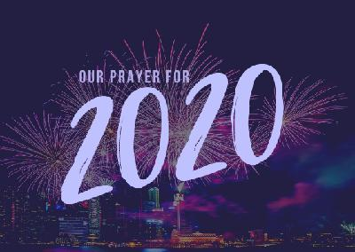 1/5/19 - Jay Albright- 2020 Prayer for Cherrydale (Romans 8)