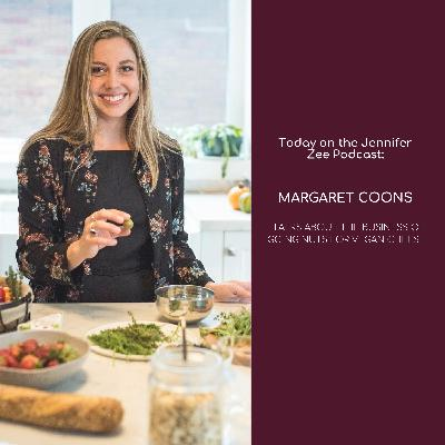 Going Nuts for Vegan Cheese - with Margaret Coons