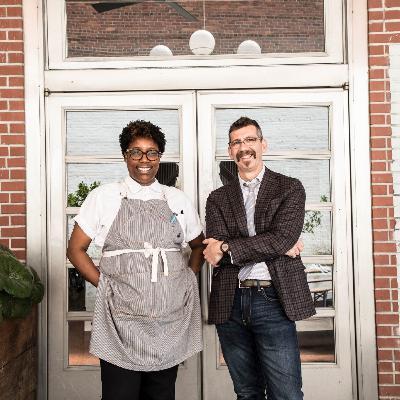 Episode 62: Mashama Bailey and Johno Morisano of The Grey on Business Partnerships and Expectations