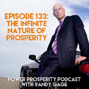 Episode 133: The Infinite Nature of Prosperity
