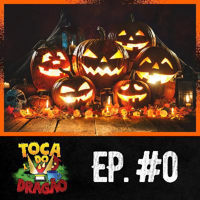 TDD EP #0 | Halloween: Filmes, Jogos, Animes e Histórias de Terror (BOOO...)
