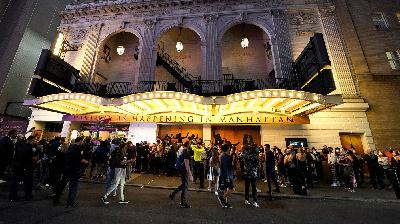 To The Stage: After A Year Away, Broadway Is Back