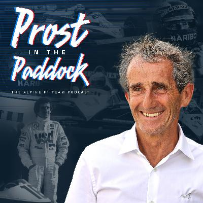Teaser - Prost in the Paddock