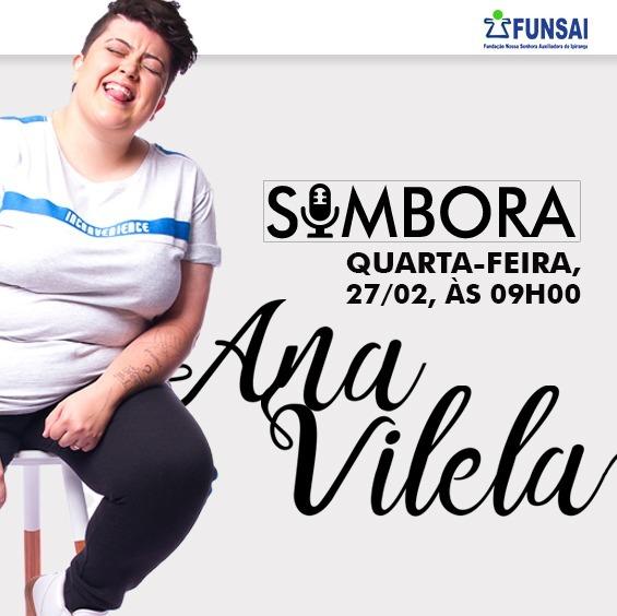 Simbora com Ana Vilela - 27-02-2019