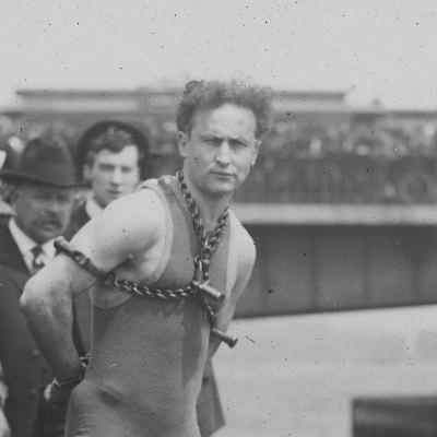 Harry Houdini, le magicien de tous les dangers