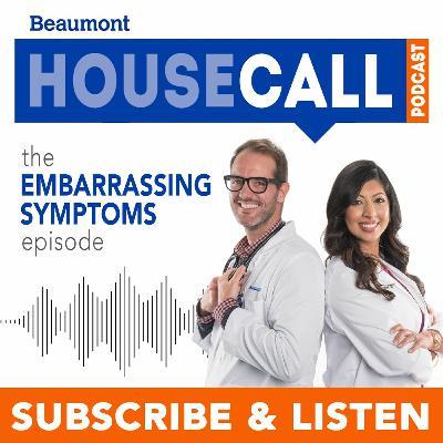 the Embarrassing Symptoms episode