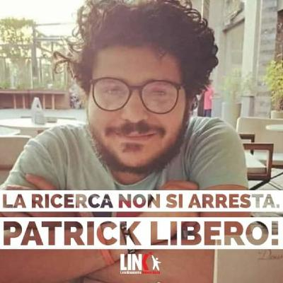 Ep 09 (parte 1): Patrick Zaky