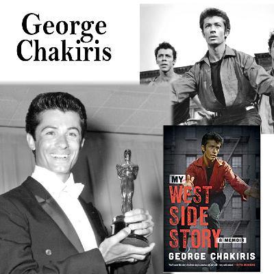 Harvey Brownstone Interviews Academy Award Winning Actor, George Chakiris