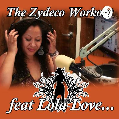 Zydeco Workout KZSU Live! Stream_Seg 01 - Jan 10th 2021